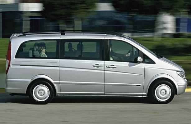 такси минивэн в аэропорт внуково